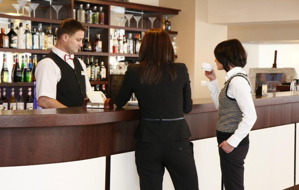 Kawiarnia w hotelu