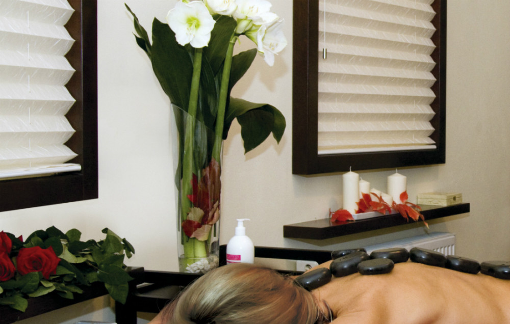 Hotelowe SPA - masaż
